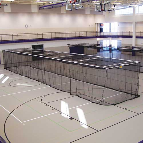 Indoor Batting Cages & Tunnels