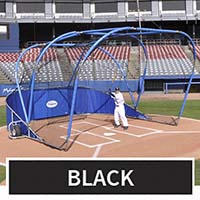 Big League Professional Batting Cage (Black)