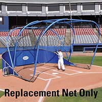 Big League Professional Batting Cage Net