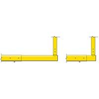 MAX-1™ Expandable Crossbar (Leveling Plate - 8'Ox20'U)