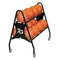 Ball Carrier - Deluxe (12 Ball) (Black)