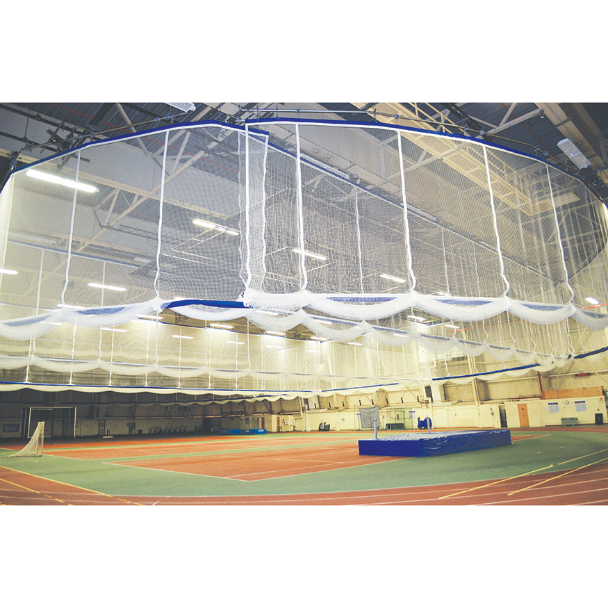 Safety Netting- Motorized and Stationary