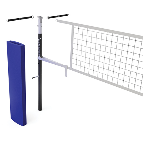Volleyball Center Upright Package