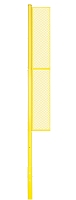 Foul Pole - Collegiate (20') - Baseball/Softball (Set of 2)