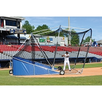 Bomber Pro™ - Portable Batting Cage