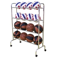 Wide-Body Ball Carts