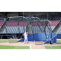Bomber Elite™ - Portable Batting Cage