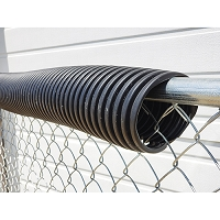 Poly-Cap Fence Top Protection (250' - colored)