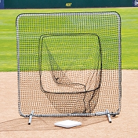 Baseball/Softball Soft Toss Screen - Classic (7' x 7')
