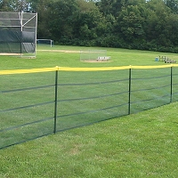 Field Fence - Temporary - 314' (One Piece Kit)