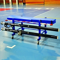 Volleyball Equipment Carrier (42