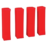 Football Field Markers - Free Standing Pylons (18