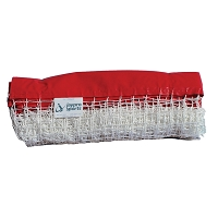 Folding Multi-Purpose Goal Replacement Net (4'H x 6'W) (Red)