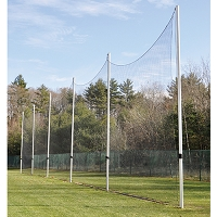 FieldPro™ Netting with Aluminum Pole