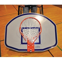 Little Champ™ Fold-Up Single Rim Goal
