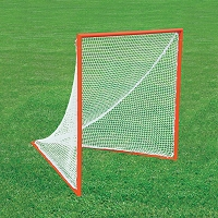 Lacrosse Goals - Package - Official Size (6'W x 6'H x 80