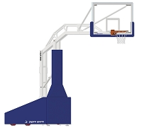 Basketball System - Portable (Indoor) - Elite 9600 (8' Board Extension) - 72