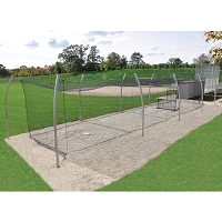 Batting Tunnel Frame - Professional Outdoor (70') - Single