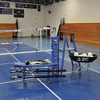 FeatherLite™ Volleyball System Deluxe Package (3