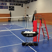 "Featherlite™ Volleyball System Package (3-1/2"")"