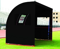 Referee/Scorekeeper Shelter (8-1/2'L x 6-1/2'H x 4'8