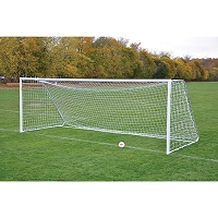 Classic Official Round Goal (Portable) - 8' x 24' x 4' x 10' (Set of 2)