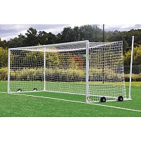 NOVA™ World Cup Goal - 8' x 24' x 7' x 8' (Set of 2)