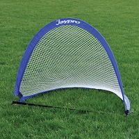 "Soccer Pop-Up Trainer with Bag (6'W x 3'4""H x 3'4""D) (Blue)"