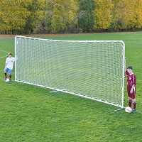 Soccer Training Rebounder with Bag (7'H x 18'W)