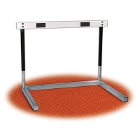 Hurdle with Easy Height Adjustment (High School) - Meets NFHS Pullover Weights