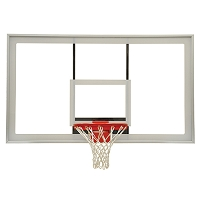 "42"" Rectangular Acrylic Backboard"
