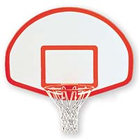 "36"" Aluminum Fan Backboard"