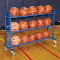 Ball Cart - Atlas™ Series (15 Ball)