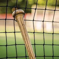 Batting Tunnel Net - Pro Climatized - #42 High Abrasion-Resistant - 2mm Twisted Poly Fiber - 1-3/4