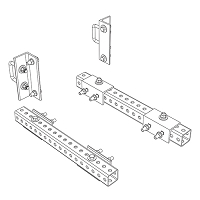 Bleacher - Vehicle Mounting Kit
