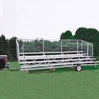 Bleacher - Transport Kit (21'-27' Bleachers)
