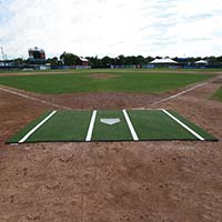 Batting Mat (Green Turf)