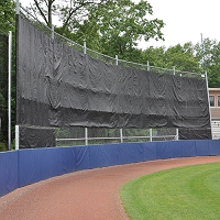 Padding - Backstop (4'W x 10'H) (Outdoor)