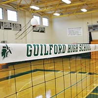 Custom Volleyball Top Net Tape