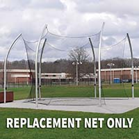 Discus Cage Replacement Cage Net