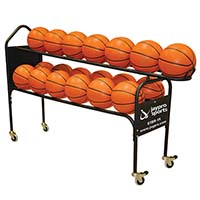 Ball Carrier - Deluxe (19 Ball) (Black)