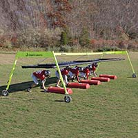 Lowdown Linemen Chute (6' x 20')
