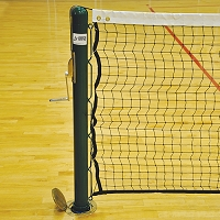 "3"" Deluxe Indoor Tennis Posts (Set of 2)"