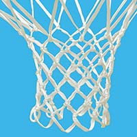 Basketball Replacement Net - Standard Nylon