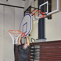 Little Champ™ Easy Adjust Backboard Adapter Package