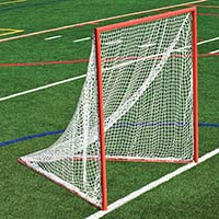 Official Lacrosse Goals (Set of 2)