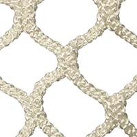 Field Lacrosse - Replacement Net  (6mm) (6'W x 6'H x 7'D)