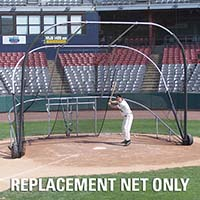 Little Slam Portable Batting Cage Net