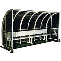 NOVA™ Team Shelter - 8' (5 Seats)