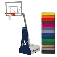 Basketball System - Portable (Indoor) (48